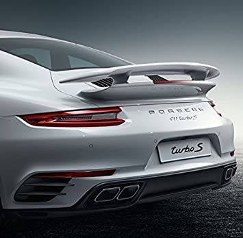 Amazon.com: Porsche 991.1 to 991.2 Turbo & S Rear Bumper & Taillight Update Kit turbo: Automotive