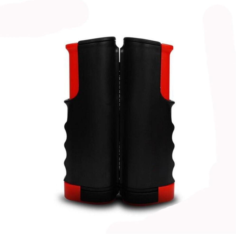 Red de repuesto port/átil Homeself para tenis de mesa retr/áctil, 1,8 m, para mesas de hasta 5 cm