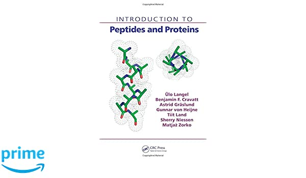 Introduction to peptides and proteins 9781420064124 medicine introduction to peptides and proteins 9781420064124 medicine health science books amazon fandeluxe Images