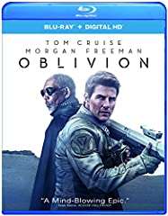 This groundbreaking cinematic event stars Tom Cruise as Jack Harper, the lone security repairman stationed on a desolate, nearly-ruined future Earth. When he rescues a beautiful stranger from a downed spacecraft, her arrival triggers a nonsto...
