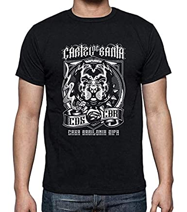 Cartel De Santa Mexican Band Latin Hip Hop Rap Music T ...
