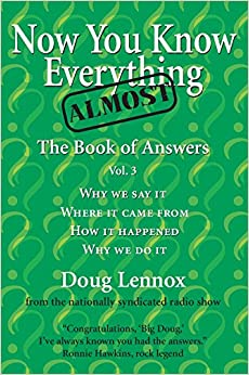 Book Now You Know Almost Everything: The Book of Answers, Vol. 3