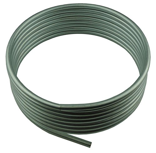 OE Zinc Automotive Steel Brake Fuel Transmission Line Tubing 3/8