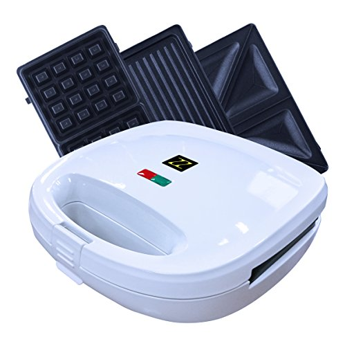 grill and waffle maker - 6