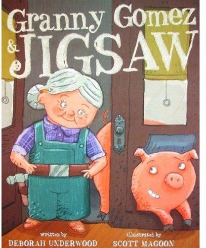 Download Granny Gomez & Jigsaw pdf