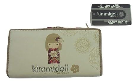 Kimmidoll Collection Monedero Estuche Portatodo Beige Mujer ...