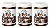 Wild Friends Foods Gingerbread Peanut Butter 16 oz (Pack of 3)