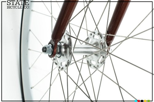 State Bicycle Fixed Gear Bike 59cm Copper 20