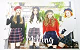 MAMAMOO - MELTING (Vol. 1) OFFICIAL POSTER [Type-B] 24.4 x 16.1 inches