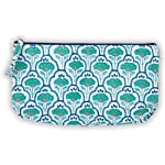 Petal & Vine Handmade Embroidered Pouch