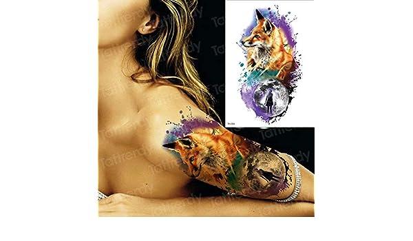 3 Piezas Tatuaje Manga Tatuaje Pegatina Hombres Tatuaje Temporal ...