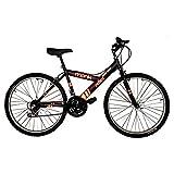 """Bicicleta Económica de Montaña con Propiedades Reflejantes Modelo """"Starbike Reflex"""", Rodada 26 18 Velocidades"""