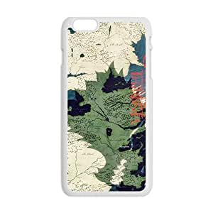 Happy game map Phone Case for Iphone 6 Plus