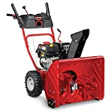 Troy-Bilt 24 in. Two-Stage 208cc Electric Start Self Propelled Gas Snow Blower Storm 2410...