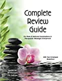 img - for By Patrick C. Barron Complete Review Guide : For State & National Examination in Therapeutic Massage & Bodywork (7th Seventh Edition) [Paperback] book / textbook / text book