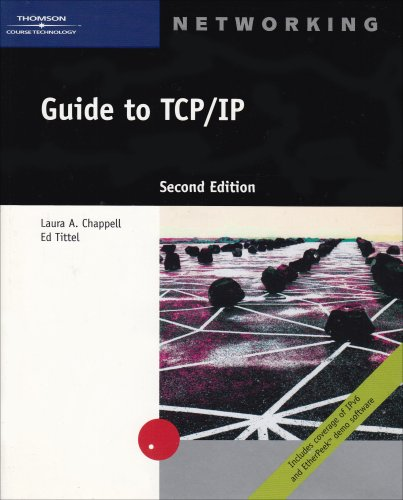 Guide to TCP/IP, Second Edition: With Trial of EtherPeek Software