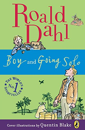 PDF Download Boy And Going Solo Online By Roald Dahl