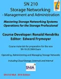 Read Storage Management Management and Administration: SN210 (Storage Networking) Kindle Editon