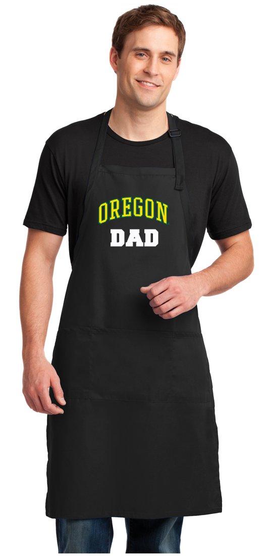 Broad Bay University of Oregon Dad Apron Large UO Dad Aprons for Men or Women