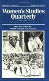 Women's Studies Quarterly, , 1558611258