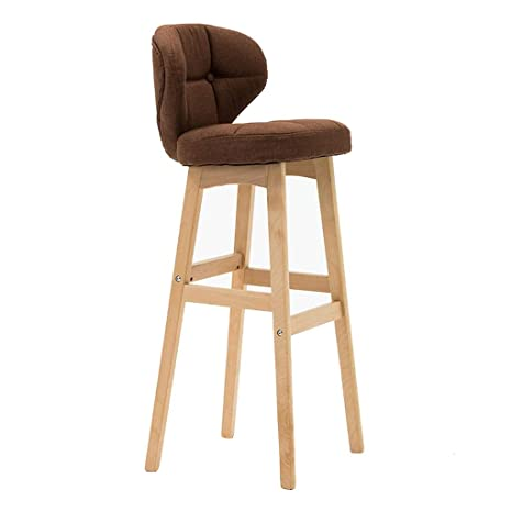 Pleasant Amazon Com Barstools Home Breakfast Kitchen Counter Wooden Dailytribune Chair Design For Home Dailytribuneorg