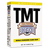 Boraxo 2561 TMT Powdered Hand Soap, Unscented Powder, 5 lb. Box, White (Pack of 10)