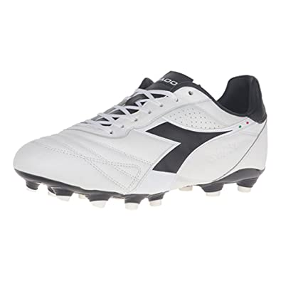 39d6d4fe0 Diadora Men s Brasil K Plus MG 14 Soccer Cleats