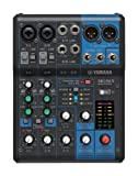 Best Mixer Bands - Yamaha MG06X 6-Input Compact Stereo Mixer with Effects Review