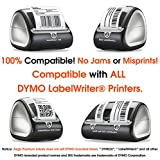 "Spartan Industrial - DYMO-Compatible 30256 Shipping Labels 2-5/16"" X 4"" Replacement for DYMO 30256 Labels"