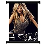Marisa Miller Sexy Hot Model Fabric Wall Scroll Poster (16