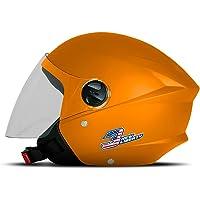 Capacete New Liberty Three Elite Laranja - Time Orange Tamanho 58 - Pro Tork - Cap-708Or