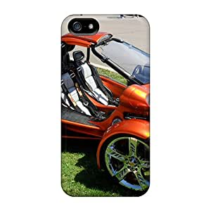 New Shockproof Protection Case Cover For Iphone 5/5s/ Trike Car Case Cover