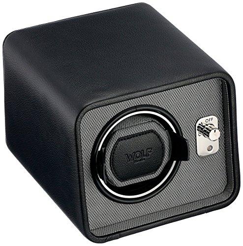 (WOLF 4524029 Windsor Single Watch Winder,)