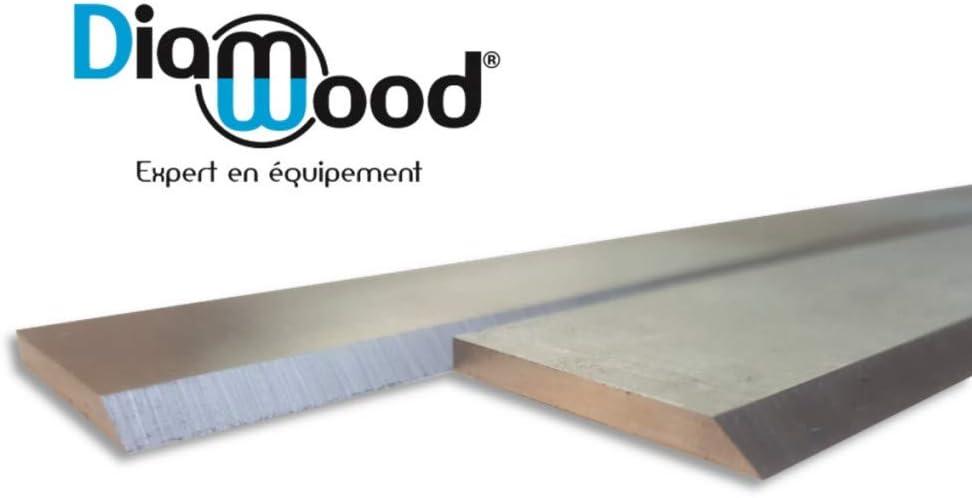 Fer de d/égauchisseuse//raboteuse 630 x 30 x 3 mm acier HSS le fer DIAMWOOD EXPERT EN EQUIPEMENT