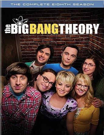 Amazon Com Big Bang Theory Season 8 Chuck Lorre Bill Prady Steven Molaro Johnny Galecki Jim Parsons Kaley Cuoco Simon Helberg Kunal Nayyar Mayim Bialik Melissa Rauch Movies Tv