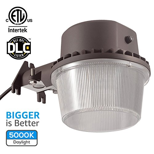 Outdoor Security Light Shield
