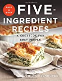 When you're short on time, you'll love these big-on-flavor, crazy easy meals.Cooking can sometimes involve mile-long ingredient lists and require more time than one cares to spend in the kitchen after a busy day. With Fast and Easy Five Ingredient Re...