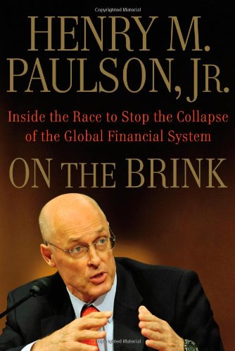 Image of On the Brink: Inside the Race to Stop the Collapse of the Global Financial System