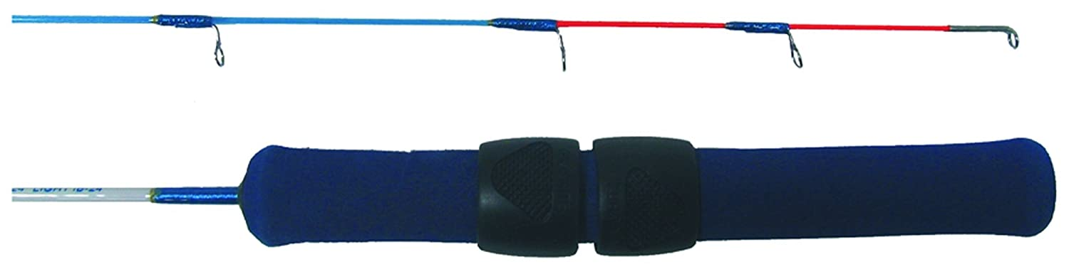 HT Enterprises Ice Rod, 18-Inch, Ultra Light, Blue