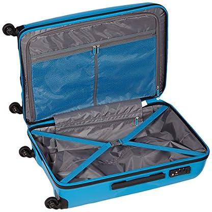 51xPooxzjcL. SS416  - American Tourister Bon Air Spinner M Maletas y trolleys, 66 cm, 53 L, Azul (Azul)