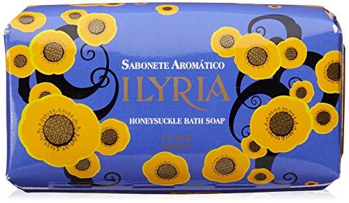 Claus Porto Milled Soap - Claus Porto Ilyria Honeysuckle, 5.3 Ounce