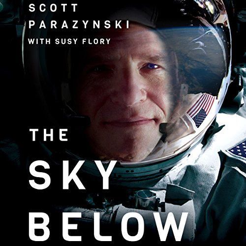 The Sky Below: A True Story of Summits, Space, and Speed cover