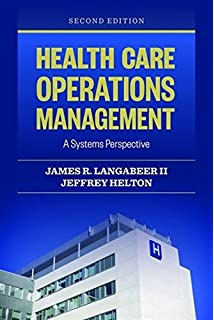 Healthcare operations management third edition 9781567938517 health care operations management a systems perspective fandeluxe Choice Image