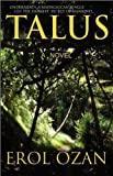 Front cover for the book Talus by Erol Ozan