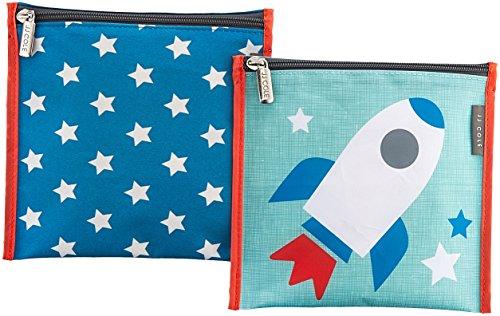 JJ Cole Snack Bags Rocket