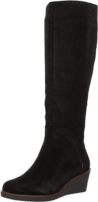 Women's Binocular Knee High Boot