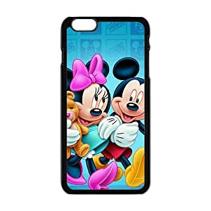 QQQO Mickey Mouse Phone Case for iPhone 6 Plus Case