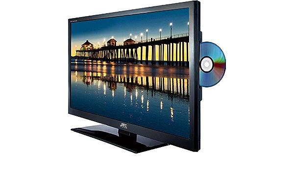 JTC 2032DTT - Televisor LED (80 cm / 31,5 pulgadas, triple sintonizador, con reproductor de DVD), color negro: Amazon.es: Electrónica
