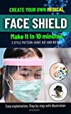 CREATE YOUR OWN MEDICAL FACE SHIELD: Make it in