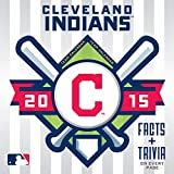 Turner Perfect Timing 2015 Cleveland Indians Box Calendar (8051296)
